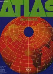 Atlas Universel - Couverture - Format classique