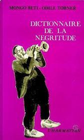 Dictionnaire De La Negritude - Intérieur - Format classique