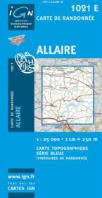 Allaire - Couverture - Format classique