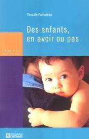 Des enfants, en avoir ou pas - Intérieur - Format classique