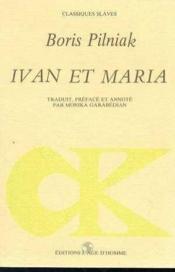Ivan Et Maria - Couverture - Format classique