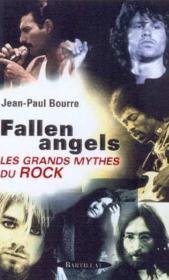 Mythes Et Legendes Du Rock - Couverture - Format classique
