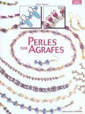 Perles Sur Agrafes - Intérieur - Format classique