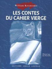 Les contes du cahier vierge - Intérieur - Format classique