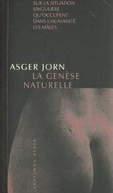 La génèse naturelle - Intérieur - Format classique