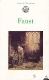 Faust - Couverture - Format classique