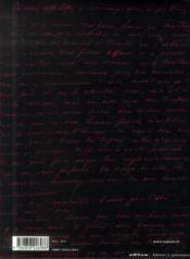 Le monde de Victor Hugo - 4ème de couverture - Format classique