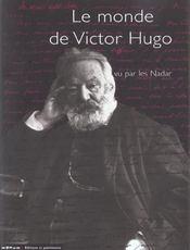 Le monde de Victor Hugo - Intérieur - Format classique
