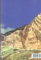 Le sommet des dieux t.5 - 4ème de couverture - Format classique