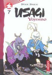 Usagi yojimbo t.7 - Intérieur - Format classique