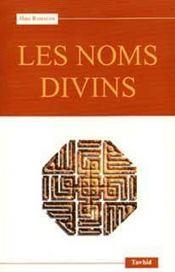 Les noms divins - Intérieur - Format classique