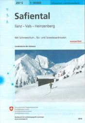 Safiental ski - Couverture - Format classique