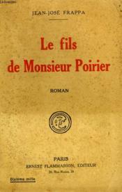 Le Fils De Monsieur Poirier. - Couverture - Format classique