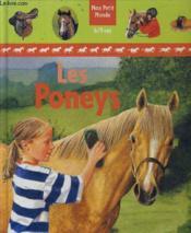 Les Poneys. - Couverture - Format classique
