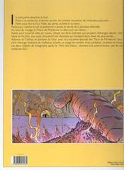 Les eaux de Mortelune t.5 ; vague à lames - 4ème de couverture - Format classique
