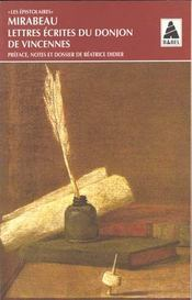 Lettres ecrites du donjon de vincennes - Intérieur - Format classique