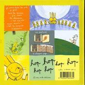 Lapin - 4ème de couverture - Format classique