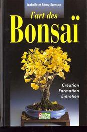 L'Art Du Bonsai - Intérieur - Format classique
