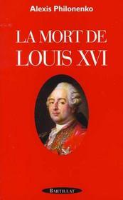La Mort De Louis Xvi - Intérieur - Format classique
