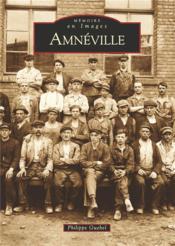 Amnéville - Couverture - Format classique