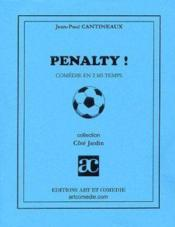 Penalty ! - Couverture - Format classique