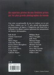 Grand Livre Photographes De Nu - 4ème de couverture - Format classique