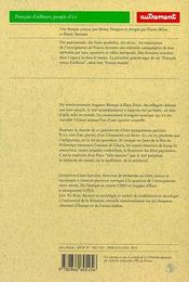 Paris xiii ; lumieres d'asie - 4ème de couverture - Format classique