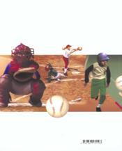 Baseball - 4ème de couverture - Format classique