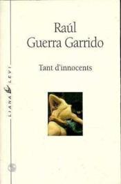 Tant D'Innocents - Couverture - Format classique