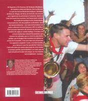 Bandas - 4ème de couverture - Format classique