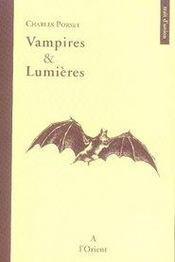 Vampires et lumières - Intérieur - Format classique