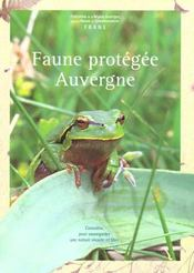 Faune Prot G E D'Auvergne - Intérieur - Format classique