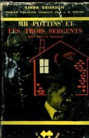 Mr Pottins Et Les Trois Sergents - Couverture - Format classique