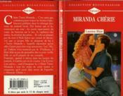 Miranda Cherie - Taken By Storm - Couverture - Format classique