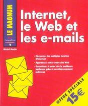 Internet le Web et les e-mails - Intérieur - Format classique