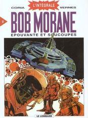 Bob Morane ; intégrale t.9 ; épouvante et soucoupes - Intérieur - Format classique