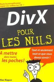 Divx - Intérieur - Format classique