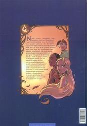 Les 4 princes de ganahan t.2 ; shaal - 4ème de couverture - Format classique