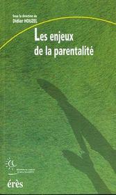 Enjeux De La Parentalite (Les ) - Intérieur - Format classique