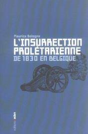 Insurrection proletarienne de 1830 en... - Intérieur - Format classique