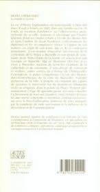 Henry esperandieu - 4ème de couverture - Format classique