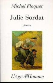 Julie Sordat - Couverture - Format classique