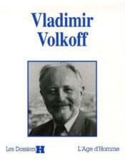 Vladimir volkoff - Couverture - Format classique