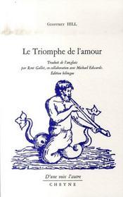 Le triomphe de l'amour - Intérieur - Format classique