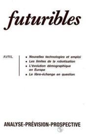 Futuribles N.175 - Couverture - Format classique