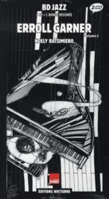 Erroll Garner t.2 - Couverture - Format classique