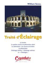 Traite D'Eclairage - Couverture - Format classique