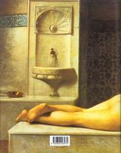 Harem : L'Orient Amoureux - 4ème de couverture - Format classique