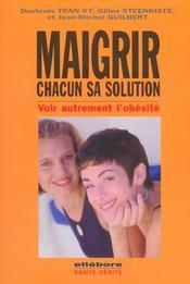Maigrir: Chacun Sa Solution - Intérieur - Format classique