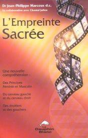 Empreinte Secree - Intérieur - Format classique